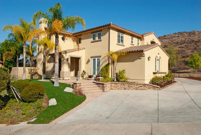 Thousand Oaks Single Family Home For Sale: 332 Blake Ridge Court
