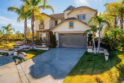 Simi Valley Single Family Home For Sale: 3719 Red Hawk Court