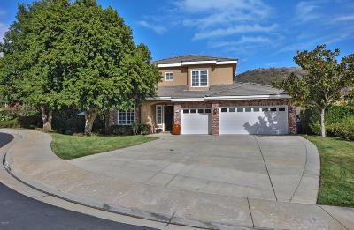 Lake Sherwood CA Single Family Home For Sale: $1,495,000