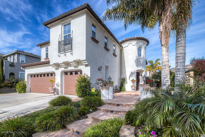 Newbury Park Single Family Home For Sale: 4541 Via Rio