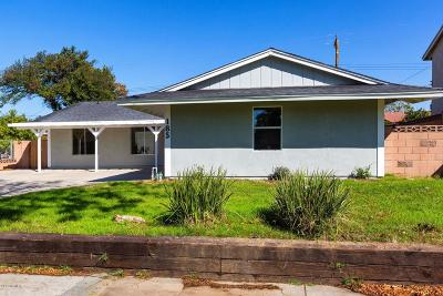 Simi Valley Single Family Home For Sale: 185 Aristotle Street