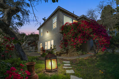 Camarillo Single Family Home For Sale: 845 Mission Drive