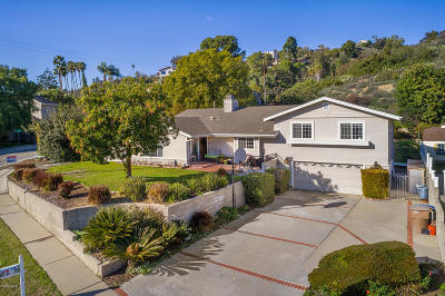Camarillo Single Family Home For Sale: 1003 Mesa Drive