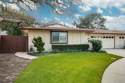 Port Hueneme Single Family Home For Sale: 362 E Elfin Green