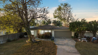 Oxnard Single Family Home For Sale: 3353 Nyeland Avenue