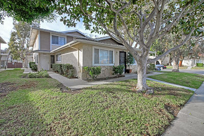 Port Hueneme Condo/Townhouse Active Under Contract: 2641 Sextant Avenue
