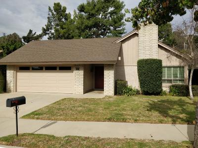 Camarillo Rental For Rent: 91 Green Vale Drive