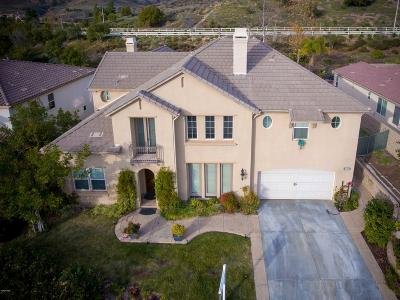 Simi Valley Single Family Home For Sale: 2163 Silverstar Street