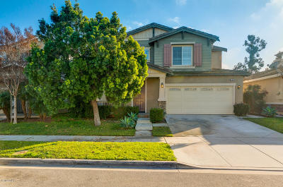 Oxnard Single Family Home Active Under Contract: 330 Huerta Street