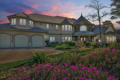 Santa Rosa (ven) Single Family Home For Sale: 2584 Alicante Court