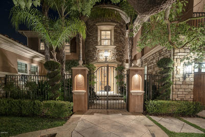 Calabasas Single Family Home For Sale: 26832 Provence Drive