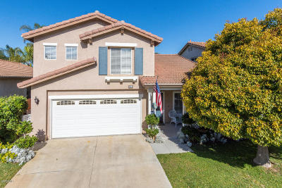 Camarillo Single Family Home For Sale: 551 Paseo Del Valle