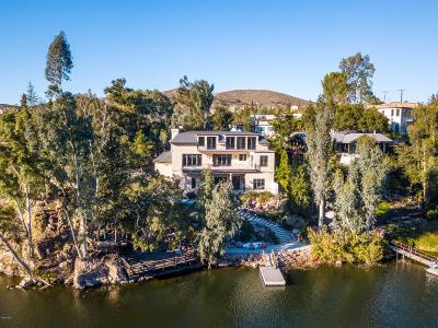 Lake Sherwood CA Single Family Home For Sale: $7,495,000