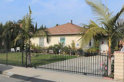 Oxnard Single Family Home For Sale: 1135 W Birch Street
