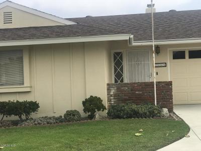 Port Hueneme CA Single Family Home For Sale: $459,000