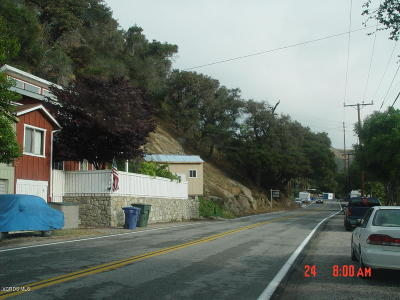 Ventura Residential Lots & Land For Sale: Santa Ana Road