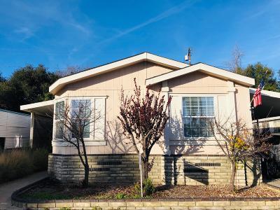 Ojai Mobile Home For Sale: 950 Woodland Avenue #9