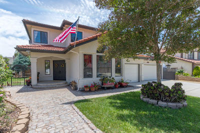 Fillmore Single Family Home For Sale: 538 Stonehedge Drive
