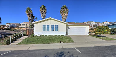 Ventura Single Family Home Active Under Contract: 365 Hupa Street