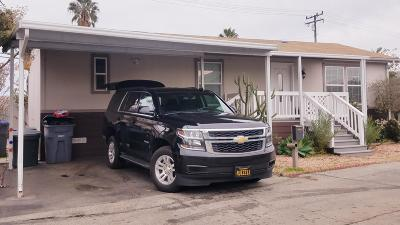 Oxnard Mobile Home Active Under Contract: 3700 Olds Road #8