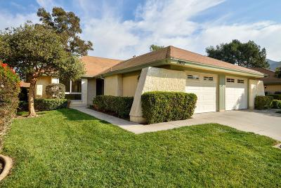 Camarillo Single Family Home For Sale: 28152 Village 28