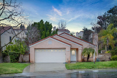Moorpark Single Family Home For Sale: 15375 Seitz Court
