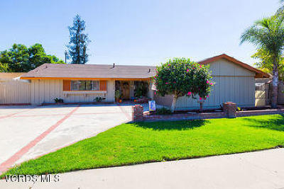 Camarillo Single Family Home For Sale: 1920 Euclid Avenue