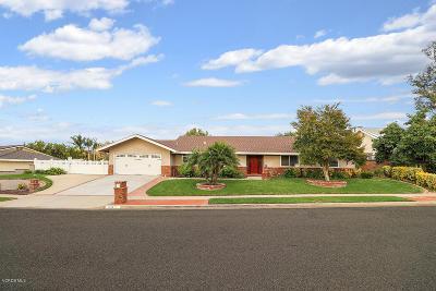 Simi Valley Single Family Home For Sale: 1082 Balsamo Avenue