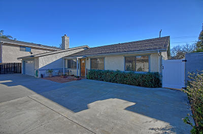 Oak View Single Family Home Active Under Contract: 164 Ashby Court