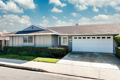 Port Hueneme Single Family Home Active Under Contract: 210 E Bay Boulevard