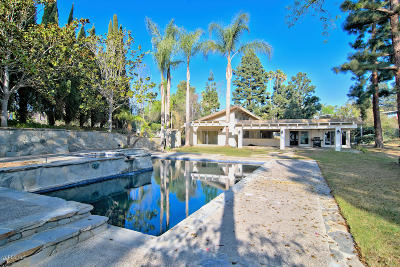 Camarillo Single Family Home For Sale: 883 Calle Del Norte