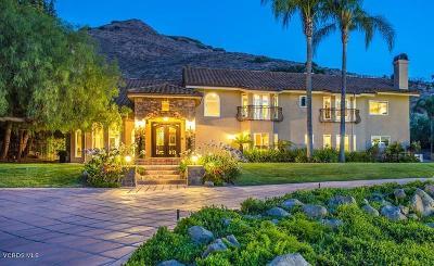 Santa Rosa (ven) Single Family Home For Sale: 12432 San Sebastian Court