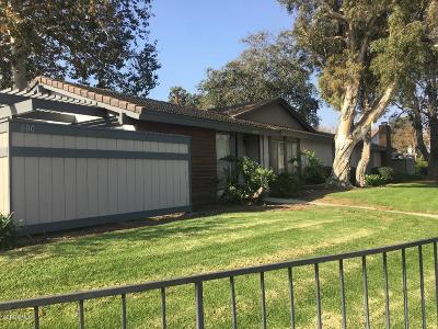 Oxnard Condo/Townhouse For Sale: 600 W Vineyard Avenue