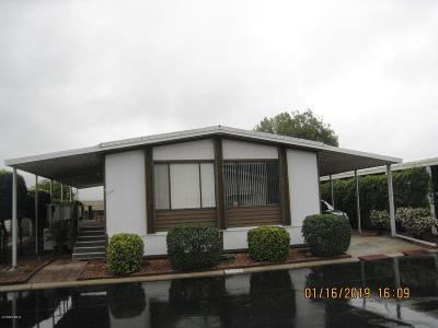 Fillmore Mobile Home For Sale: 250 E Telegraph Road #306