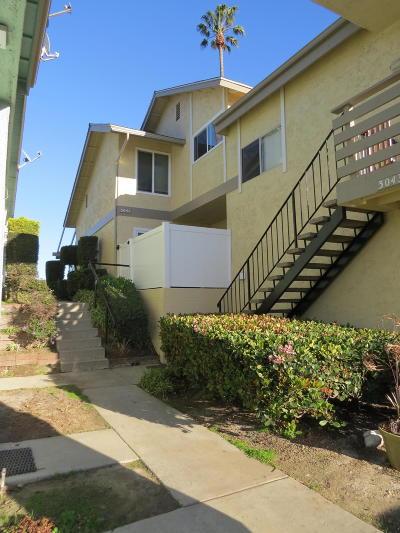 Ventura Condo/Townhouse For Sale: 3041 E Harbor Boulevard #C