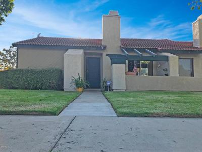 Oxnard Condo/Townhouse For Sale: 2455 S M Street