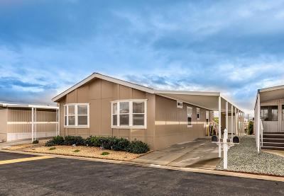 Ventura Mobile Home For Sale: 11100 Telegraph Road #97