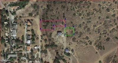 Ventura County Residential Lots & Land For Sale: Vaughn Road