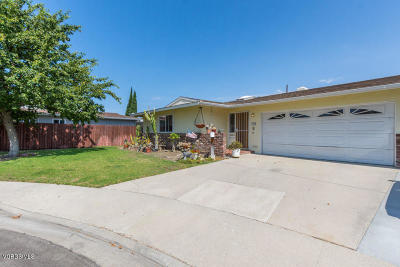 Port Hueneme Single Family Home For Sale: 335 E Fiesta Green
