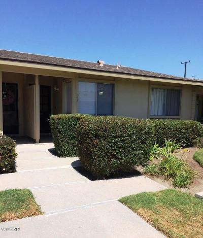 Ventura County Rental For Rent: 23 W Garden Green