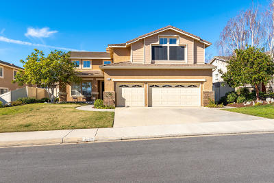 Camarillo Single Family Home For Sale: 1819 Camino Vera Cruz