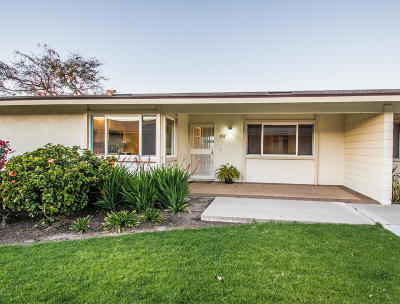 Port Hueneme Single Family Home Active Under Contract: 151 E Fiesta Green