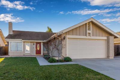 Camarillo Single Family Home For Sale: 6234 Calle Bodega