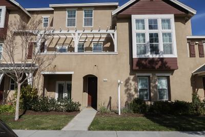 Oxnard CA Condo/Townhouse For Sale: $495,000