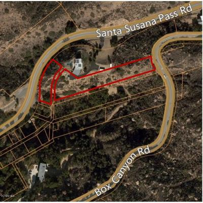Ventura County Residential Lots & Land For Sale: 1 Santa Susana Pass Road