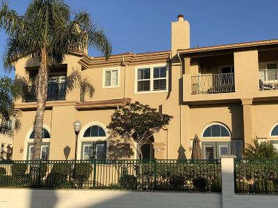 Oxnard Condo/Townhouse Active Under Contract: 1253 Bayside Circle