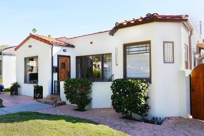 Ventura Single Family Home Active Under Contract: 62 Pacific Avenue