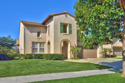 Oxnard Single Family Home For Sale: 2111 Shadow Creek Drive