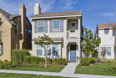 Oxnard Single Family Home Active Under Contract: 713 Nile River Drive