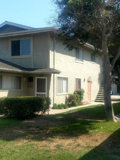 Port Hueneme Condo/Townhouse For Sale: 638 W Hemlock Street
